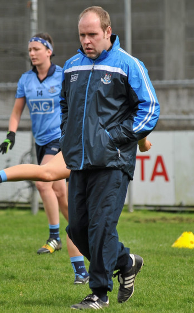 Dublin manager Gregory McGonigle knows his players won't fear champions Cork