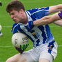 Robbie McDaid in action for Ballyboden St Enda's against Kilmacud Crokes at Parnell Park last Saturday