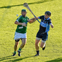 Liam Ryan's strength and guile are a plus for O'Toole's. Pic: Sportsfile