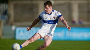 St Vincent's Diarmuid Connolly is the one to watch against Lucan Sarsfields in Parnell Park tonight. Pic: Sportsfile