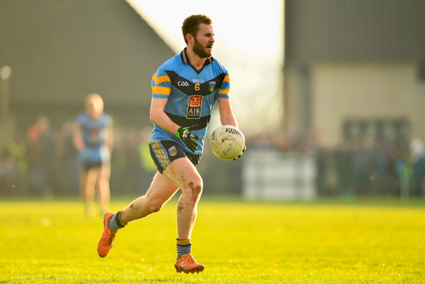 Jack McCaffrey of UCD