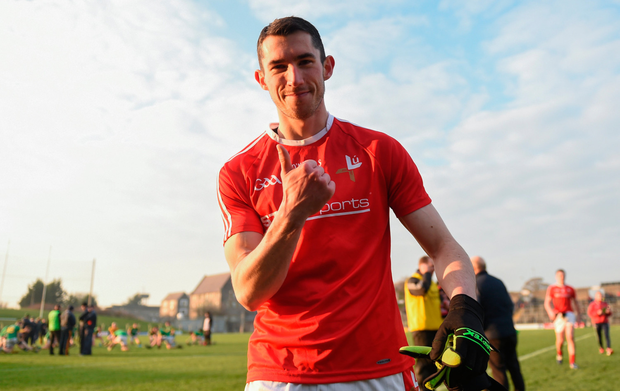 Louth's Derek Maguire Picture: Sportsfile