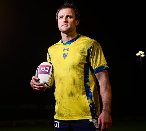 Michael Murphy is pictured ahead of AIB's 'The Toughest Trade' airing tonight at 9.30pm on RTÉ 2. Murphy trade the round ball for the oval ball with former Welsh winger Shane Williams as he tries professional rugby with Top 14 side ASM Clermont Auvergne while Williams travels to Glenswilly GAA Club in Donegal. Photo: Sportsfile