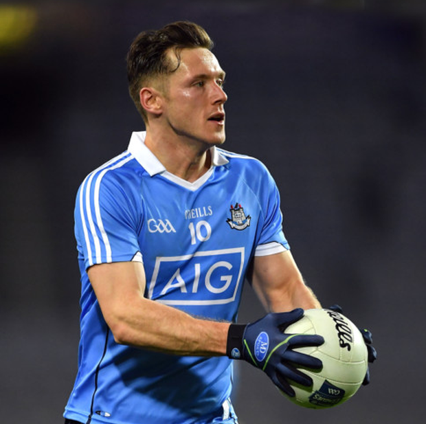 Dublin's Paul Flynn who impressed against Roscommon last weekend