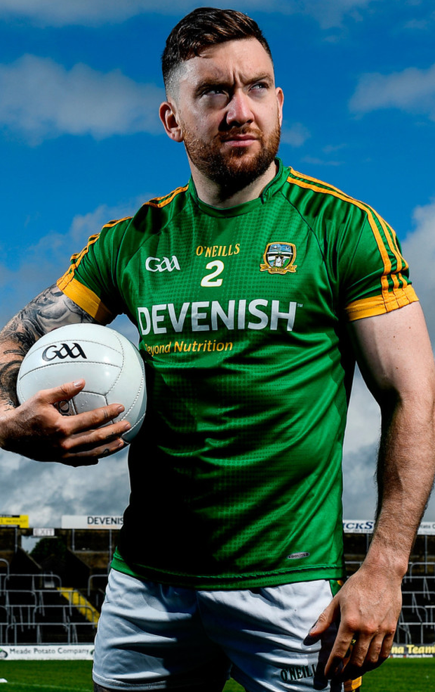 Meath's Mickey Burke