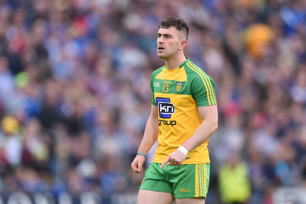 Paddy McBrearty can be a matchwinner for Donegal. Pic: Sportsfile