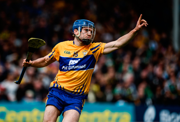 Clare's Shane O'Donnell should shine against Cork in the Munster final tomorrow. Pic: Sportsfile