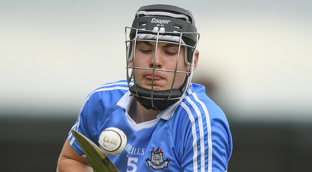 Seán Currie was in superb form for Dublin against Antrim on Saturday