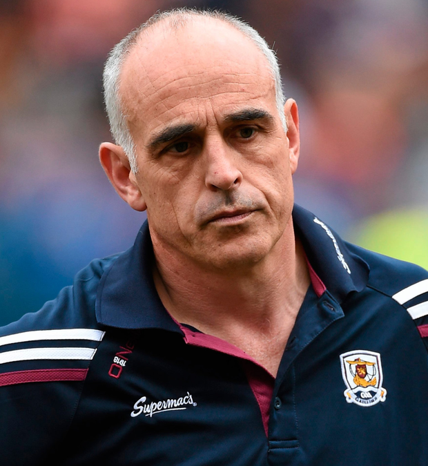 Former Galway hurling boss Anthony Cunningham