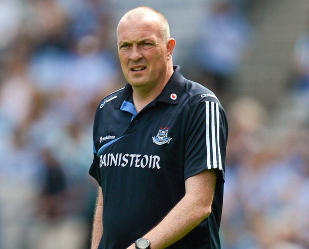 Former Dublin footballer and manager, Pat Gilroy, who led the Dubs to All-Ireland SFC glory in 2011