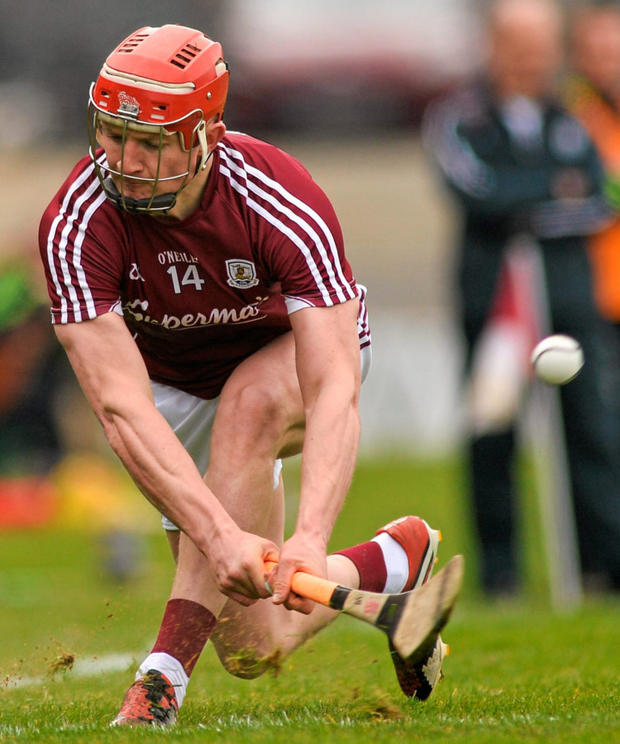 Galway's Joe Canning is now a four-time All Star hurler