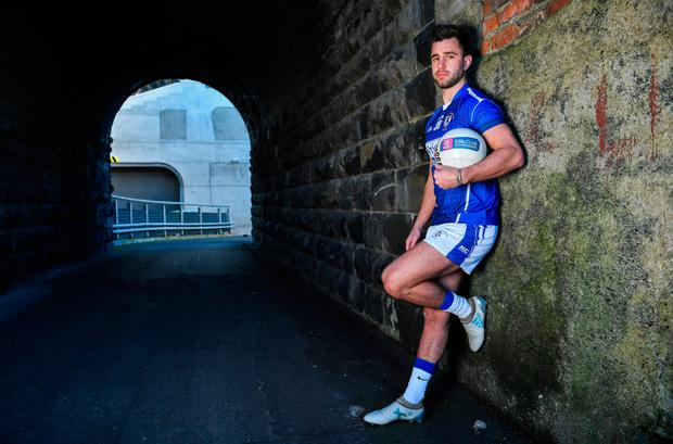 St Loman's senior footballer Paul Sharry. Pic: Sportsfile