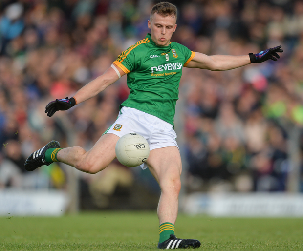 Meath's Ronan Jones has opted out of the Royal County panel this year to take up a college placement in Boston