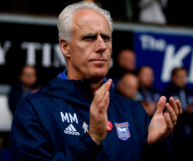 PASTURES NEW: Former Ireland manager Mick McCarthy will leave Ipswich Town in the summer