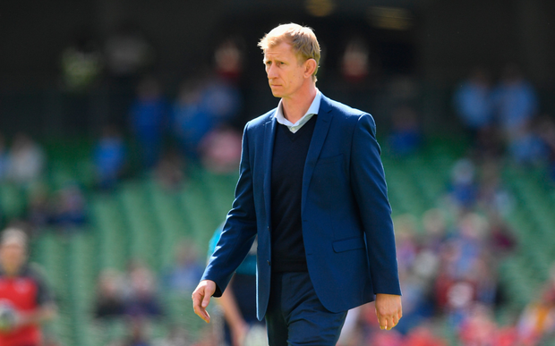 BOSS: Head coach Leo Cullen. Photo: SPORTSFILE
