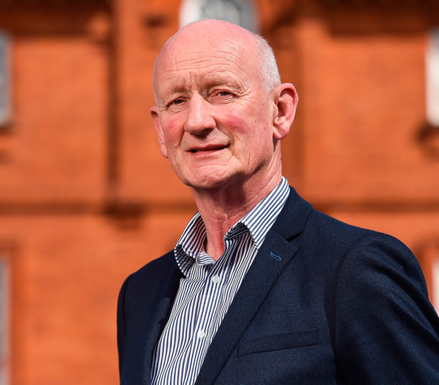 Front-runners: Kilkenny manager Brian Cody