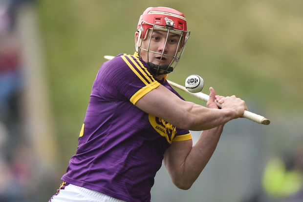 Wexford's Lee Chin. Photo: Sportsfile