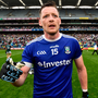 FORWARD POWER: Monaghan's Conor McManus