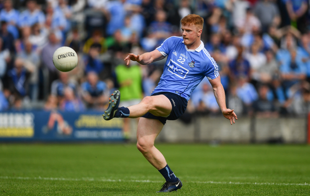 WORTHY EFFORTS: Conor McHugh may get a reward for his fine efforts in training over recent months. Photo: SPORTSFILE