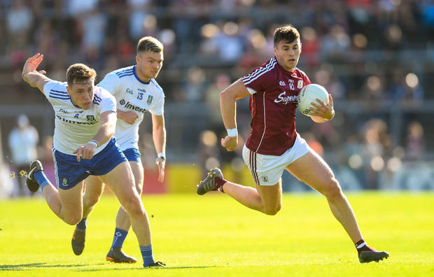 TIME TO SHINE: Galway's Shane Walsh. Photo: SPORTSFILE