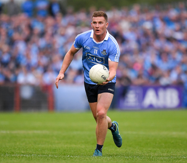 Ciaran Kilkenny in action for Dublin