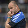 Anthony Daly shows his frustration during the loss to Tipperary in the 2014 Championship qualifiers, which was his final game in charge of Dublin's hurlers