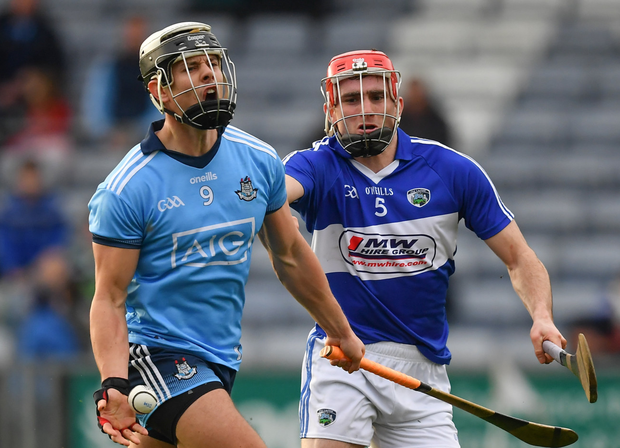 Injured: Dublin's Cian Boland in action last Sunday. Pic: Sportsfile