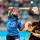 Oisin O'Rorke plundered 2-3 from play against Offaly. Pic: Sportsfile