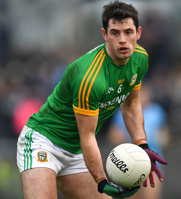 Donal Keoghan is Meath's best defender and most creative ball-carrier