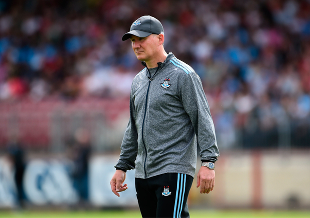 BLUES BOSS: Dublin manager Jim Gavin. Pic: Sportsfile