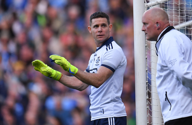 Stephen Cluxton. Photo: Sportsfile