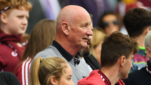 WATCHING BRIEF: Kilkenny manager Brian Cody, among Galway fans, at the 2018 All-Ireland SHC final. Photo: Piaras Ó Mídheach/Sportsfile