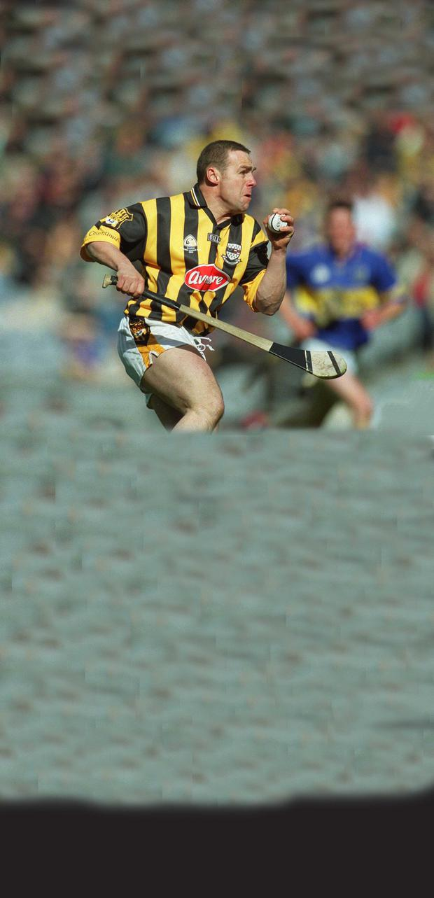 Charlie Carter in his Kilkenny playing days. Picture credit; Brendan Moran / Sportsfile