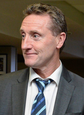 Louth chairman Peter Fitzpatrick
