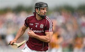 Galway's David Collins: Sportsfile