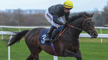English King, with Tom Marquand on board, winning at Newcastle last November
