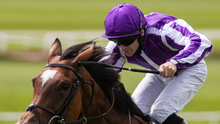 Magical had no issues winning the Tattersalls Gold Cup at the Curragh