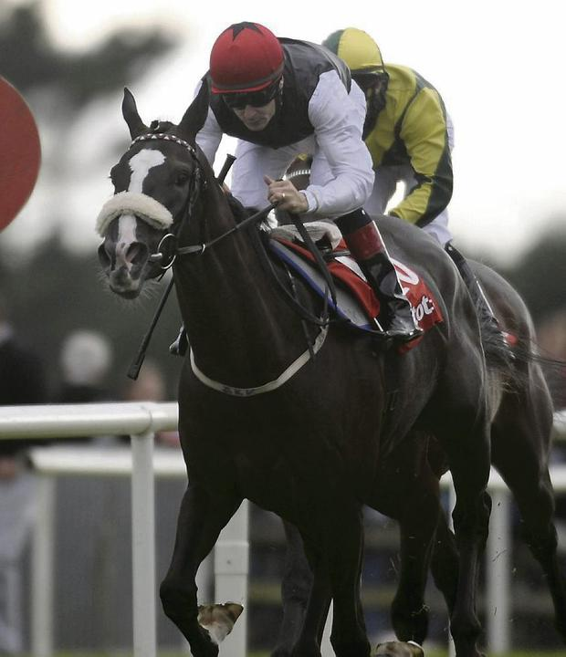 Unaccompanied ridden by Pat Smullen. Photo: Barry Cronin/PA Wire