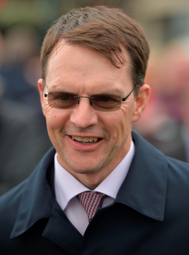 Aidan O'Brien is the only Irish trainer to win the race since 2003 when Vintage Tipple provided Paddy Mullins with a memorable success. Pic: Sportsfile