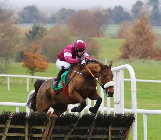 Death Duty is Invitation Only's main rival at Navan tomorrow. Pic: racingpost.com/photos
