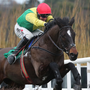 High hopes: Supasundae and Robbie Power bid for the big prize at Punchestown today