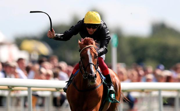 BIG REWARD: Stradivarius scooped a £1million bonus for the second year running. Photo: PA