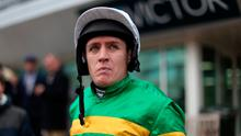 RETIRED: Barry Geraghty