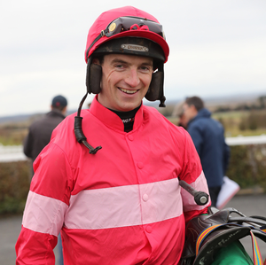 BIG CHANCE: Patrick Mullins bids for his first Connacht Hotel Handicap win this evening