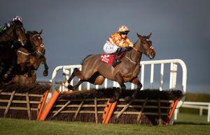Aspire Tower can win in Cheltenham today