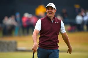 Rory McIlroy. Photo: AFP/Getty Images