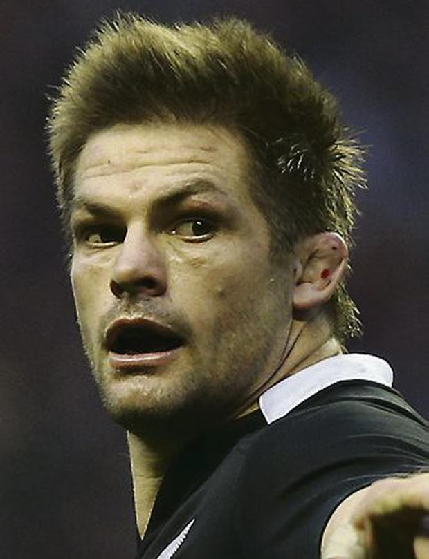 Richie McCaw of New Zealand. Photo: Hannah Johnston/Getty Images