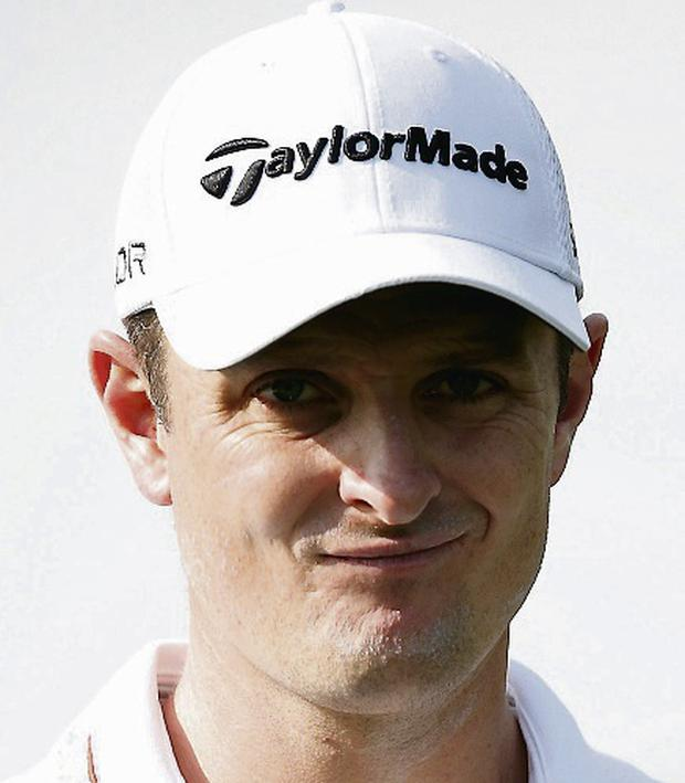 Justin Rose. Picture: Dean Mouhtaropoulos/Getty