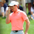Rory McIlroy has been forced to pull out of this week's Abu Dhabi HSBC Championship. Pic: Getty Images