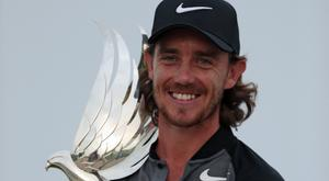 Tommy Fleetwood Picture: Reuters
